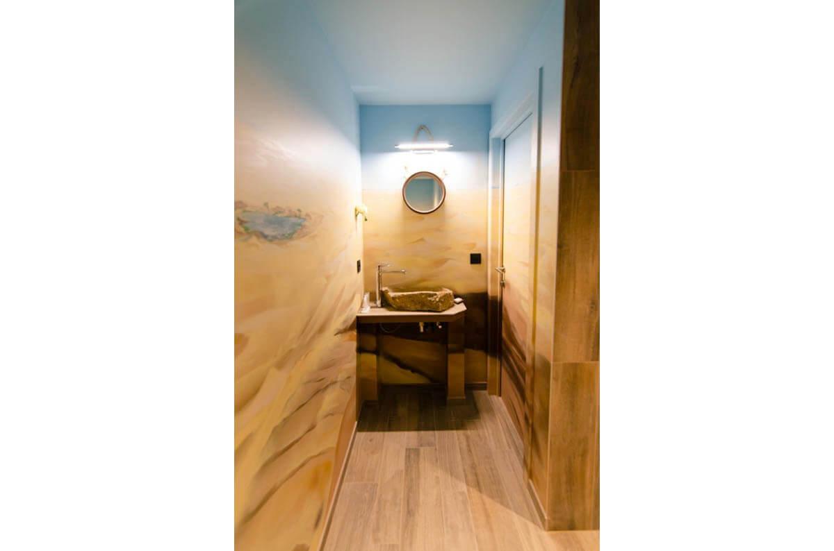 Kalahari room - Hôtel insolite - River Lodge - Maredsous