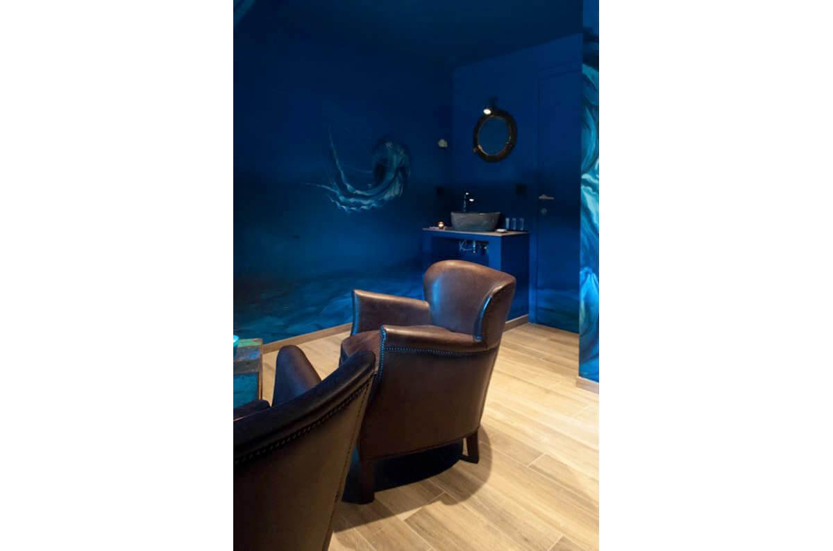 Titanic suite - Hôtel insolite - River Lodge - Maredsous