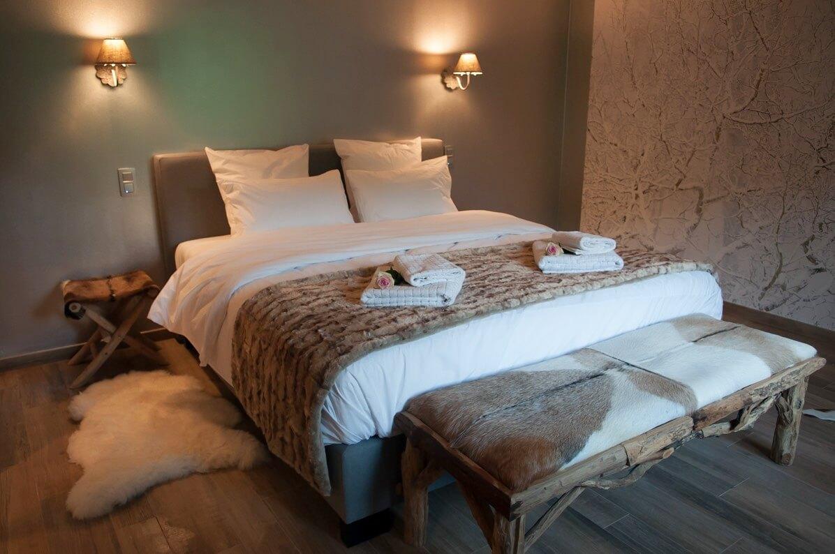 Ice Age - Hôtel insolite - River Lodge - Maredsous